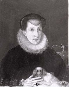 Maximiliana Maria of Bavaria, daughter of Albert V, Duke of Bavaria.  She was born in 1552 and died in 1614.