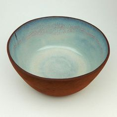 Large Poppy Field Ceramic Bowl