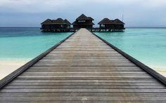 Maldivas - Um lugar paradisíaco