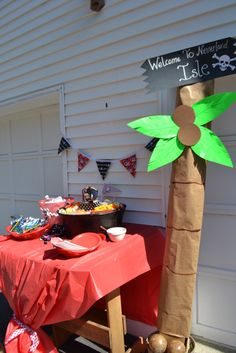 """Photo 1 of 77: Pirates / Birthday """"Pirate Party - Jake and the Neverland Pirates"""" 