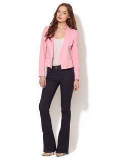 Couture Virgin Boot Cut Jean by James Jeans at Gilt