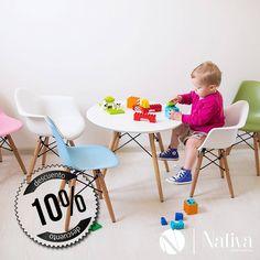 Este mes del niño – Silla Eames DAW para niños Durante todo Abril 2018 silla Eames DAW para niños de $1,199 a $990 (IVA incluido) Colores: Azul, Blanco, Rojo, Rosa o Verde Promoción válida hasta el 30 de Abril o agotar existencias #SillaDAW #CharlesEames #NativaInteriorismo #MueblesDeDiseño #Mexico #CDMX #RomaSur #LaRoma #TiendaDeMuebles #Muebles #Furniture #Diseño #Design #Decoracion #Decoration #Arte #Art #Interior #Interiores #Niños #Kids #Silla #Chair #Estilo #Calidad #Colores #Colors…