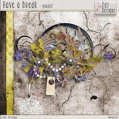 Have a Break by Mel Designs  http://www.mscraps.com/shop/MelDesigns-Have-a-break/