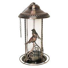 20142 Song Bird Feeder #HeathManufacturingCo
