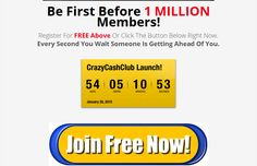 Be First Before 1 MILLION Members! Register For FREE Above Or Click The Button Below Right Now.  Every Second You Wait Someone Is Getting Ahead Of You. Register for free here:  http://goo.gl/uWRJix