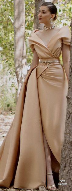 Couture 2015, Elie Saab Fall, Elie Saab Couture, Evening Attire, Bridesmaid Dresses, Wedding Dresses, Designer Collection, Editorial Fashion, Blue Dresses