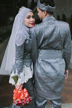 Mr grey on Malay Wedding