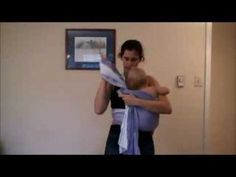 Semi-Front Wrap Cross Carry (Semi-FWCC) and how to nurse discretely