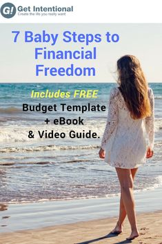 Anyone looking for some simple steps to financial freedom, need look no further than Dave Ramsey's 7 Baby Steps approach. But it is a generic approach and often needs tailoring for specific individuals.