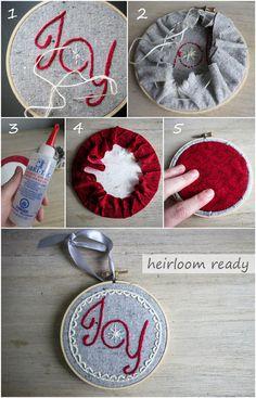 Dear Edna: 2 Christmas Crafts