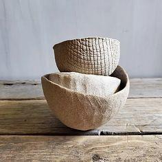 3 stoneware spice bowls | RESEED CERAMICS