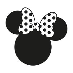 free download mickey silhouette clipart for your creation disney rh pinterest com minnie mouse head silhouette clip art minnie mouse bow silhouette clip art