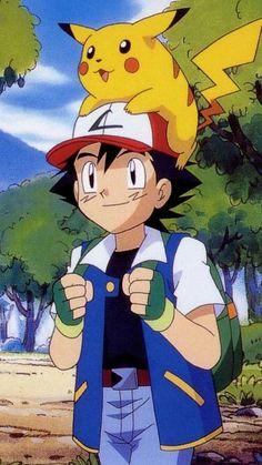 Costume Anime Ash Ketchum and Pikachu - Pokémon - Pokemon Ash Ketchum, Ash Pokemon, Anime Pokemon, Pokemon Party, Pokemon Games, Poke Pokemon, Pokemon Mewtwo, Ash Ketchum Cosplay, Ash Ketchum Costume Kids