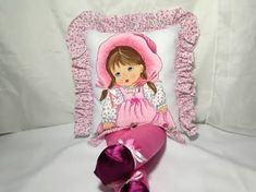 Resultado de imagem para almofada de boneca