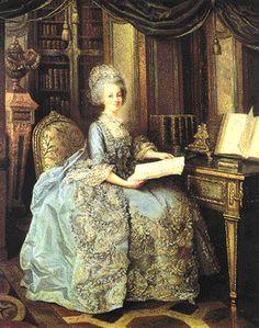 Moda no século XVIII: Outubro 2011                                                                                                                                                      Mais