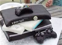 This cake was custom designed for a client wishing to give her children a video game consoles cake. The is a marble cake. The Xbox 360 . Video Game Cakes, Video Game Party, Party Games, Video Games, Xbox Cake, 12th Birthday, Birthday Cakes, Birthday Ideas, Game Themes