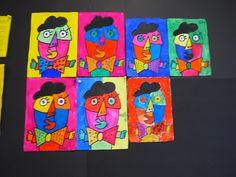 Otmar-Alt Grundschule Alter, Spur, Painting, Vintage School, Visual Arts, Kids Coloring Pages, Art Projects, Art Education Resources, Painting Art