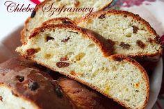 Chleb szafranowy