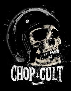 A note from the Editor's Desk / ChopCult Art Contest. club or a r. club to start if it takes off you go for the big m. Motorcycle Logo, Motorcycle Posters, Motos Vintage, Classic Car Insurance, Garage Art, Desenho Tattoo, Skull And Bones, Skull Art, Bobber