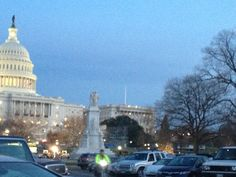 A visit to the Capitol in Washington, DC. 11/18/2013
