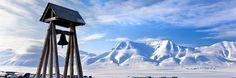 Longyearbyen (Spitzbergen/Noruega) - En el centro principal de Spitzbergen, comprobarás cómo el hombre ha logrado integrarse en un entorno difícil, pero también de increíble belleza.