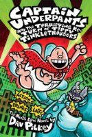 George and Howard are traveling back in time to kindergarten before they invented Captain Underpants, and must face sixth-grade bully, Kipper Krupp.#lvccld