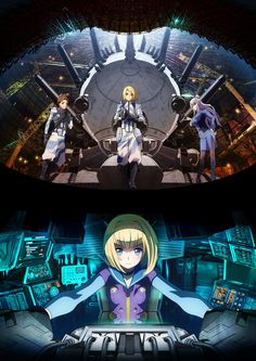 [MUSIC]Heavy Object OP and ED by ALL OFF and Yuka Iguchi! - http://www.afachan.asia/2016/02/heavy-object-new-op-and-ed-by-all-off-and-yuka-iguchi/