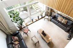 1970s Ted Levy-designed apartment in Haverstock Hill, London, NW3