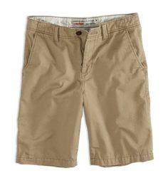 American Eagle Men's Shorts Size 33 Longboard 11.5 Inches Safari Khaki #AmericanEagleOutfitters #KhakisChinos