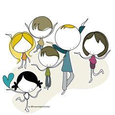 Compartir. Compartirnos. La Vida… Compartida. Eeeegunon mundo!! ¡¡¡Compártelo!!!