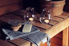 autumn spa & sauna with Lapuan Kankurit Finland