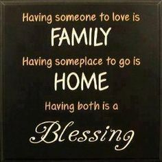 Sayings about home and family - http://todays-quotes.com/?p=10303