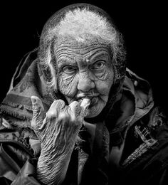 ... face, intense eyes, strong, expression, portrait, photo b/w. More