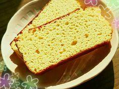 糖質制限☆大豆粉ヨーグルトパウンドケーキの画像