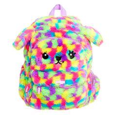 Pooch Junior Fluffy Backpack
