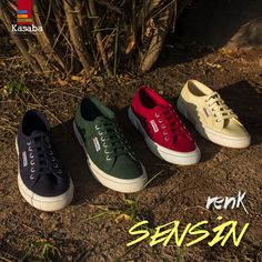 SUPERGA indirimli renkleriyle Kasaba'da!  @supergaita Sneaker 111,20 TL #ayakkabi #sneakers