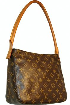 "The Turnabout Shoppe Louis Vuitton ""Looping"" Handbag"