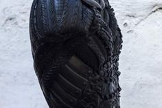 Home Used Tires, Diy And Crafts, Sculptures