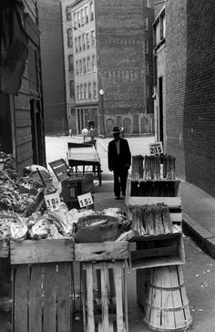 Henri Cartier-Bresson - Boston. 1947.