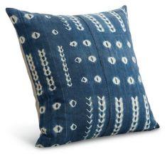 Room & Board | Indigo Pillow Ensemble