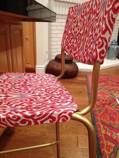 Ikea Hack // Barstools