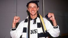 Steve Sedgeley, FA Cup Winner 1991. Born and Bred in North London ( Enfield ).