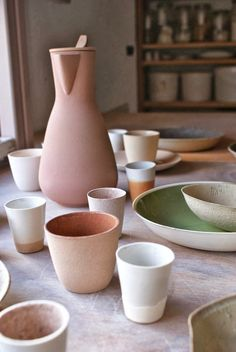 ceramic objects porcelain crockery vajilla ceramica porcelana