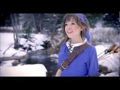 Zelda Medley- Lindsey Stirling  Awesome ^_^