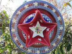 Stars and Stripes by TheEverlastingGarden on Etsy