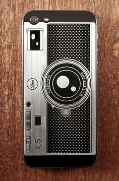 Camera iPhone5 Cover $21