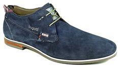 Bugatti 311-25701 hommes Derbies Sombre, EU 44 - Chaussures bugatti (*Partner-Link)