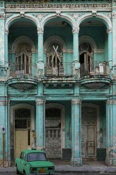 In Havannah,Kuba.