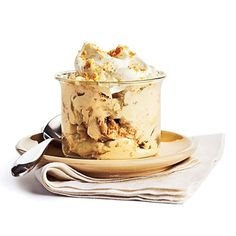 Roasted Banana Pudding. I can't believe how good this is! It can be made gluten free and vegan too! Info on recipe!!!!!