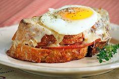 750 grammes vous propose cette recette de cuisine : Croque-Madame. Recette notée 4.2/5 par 38 votants